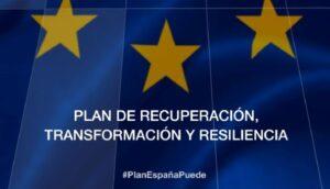 Plan de recuperación, transformación y Resilencia